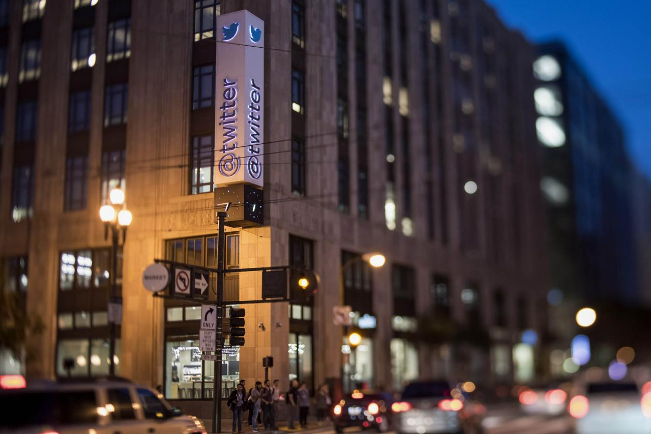 twitter san francisco office. Twitter Inc. Is Offering About A Quarter Of The Space At Its San Francisco Headquarters Complex For Sublease, Adding To Growing Amount Excess Offices Office T